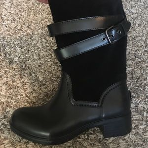 Brand new Coach boots black size 6